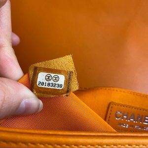 CHANEL Bags - Authentic Chanel Boy Bag